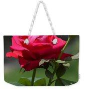 Rose Of Romance Weekender Tote Bag