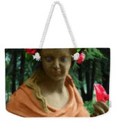 Rose Of The Garden Weekender Tote Bag
