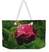 Rose On The Vine Weekender Tote Bag