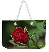 Rose Portrait  Weekender Tote Bag