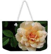 Rose Rain Weekender Tote Bag