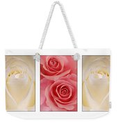 Rose Series  Weekender Tote Bag
