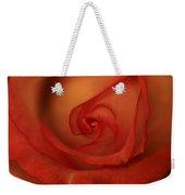 Rose Softness Weekender Tote Bag