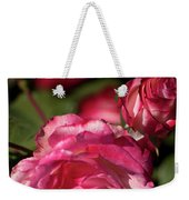 Rose To The Occasion Weekender Tote Bag