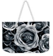 Rose Tones Weekender Tote Bag