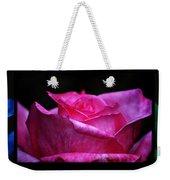 Rose Tryptich Weekender Tote Bag