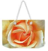 Rose Unfolding Weekender Tote Bag