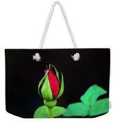 Rosebud Weekender Tote Bag