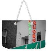 Rosebud Liquors Weekender Tote Bag