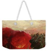 Rosebush Weekender Tote Bag