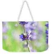 Rosemary And Lavender Weekender Tote Bag