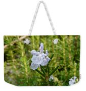 Rosemary Bloom Weekender Tote Bag