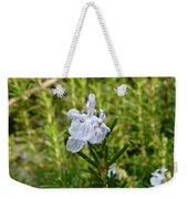 Rosemary Bloom Weekender Tote Bag