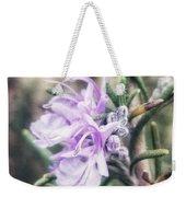 Rosemary Blooming Weekender Tote Bag