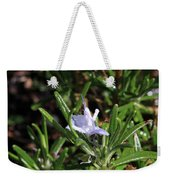Rosemary Flower Weekender Tote Bag