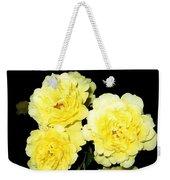 Roses 11 Weekender Tote Bag