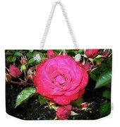 Roses 5 Weekender Tote Bag