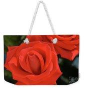 Roses-5814 Weekender Tote Bag
