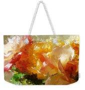 Roses And Crystal Weekender Tote Bag