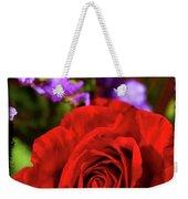 Roses Are Red II Weekender Tote Bag