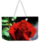 Roses Are Red My Love Weekender Tote Bag