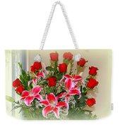Rose's Weekender Tote Bag