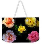 Roses Beautiful Weekender Tote Bag