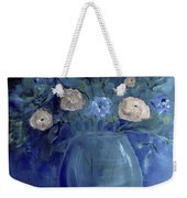Roses For Him Painting Weekender Tote Bag