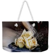 roses for Susan Weekender Tote Bag