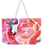 Roses Galore Weekender Tote Bag