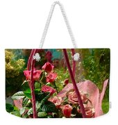 Roses Gift Bag Weekender Tote Bag