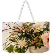 Roses Ll Weekender Tote Bag