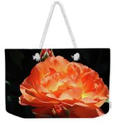 Roses Orange Rose Flowers Rose Garden Art Baslee Troutman Weekender Tote Bag