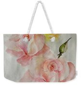 Roses Scent Weekender Tote Bag