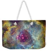 Rosette Nebula Ngc 2244 In Monoceros Weekender Tote Bag