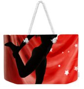 Rosie Nude Fine Art Print In Sensual Sexy Color 4690.02 Weekender Tote Bag