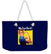Rosie The Rivetor Weekender Tote Bag
