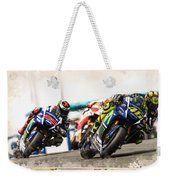 Rossi Leading The Pack Weekender Tote Bag