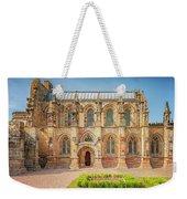 Rosslyn Chapel Panorama Weekender Tote Bag