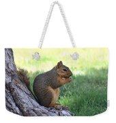 Roswell Squirrel Weekender Tote Bag