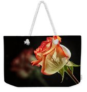 Rosy Red Reflections Weekender Tote Bag