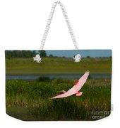 Rosy Soar 61 Weekender Tote Bag