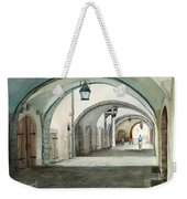 Rothenburg Backstreet Weekender Tote Bag