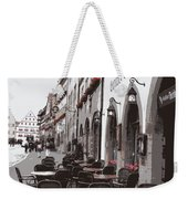 Rothenburg Cafe - Digital Weekender Tote Bag