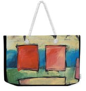 Rothko Meets Hitchcock - Poster Weekender Tote Bag
