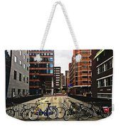 Rotterdam Architecture Weekender Tote Bag