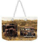 Rotting Jalopies Weekender Tote Bag