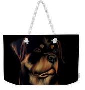 Rottweiler  Weekender Tote Bag