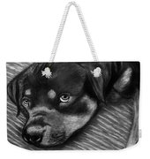 Rotty Weekender Tote Bag