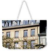 Rouen Half Timbered 22 Weekender Tote Bag